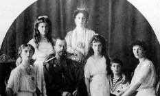 Foto da família Romanov Foto: AP