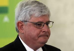 O Procurador-Geral da República Rodrigo Janot Foto: Givaldo Barbosa / 17-09-2015 / Agência O Globo