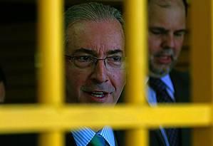 Eduardo Cunha terá mais 30 dias para se defender no STF sobre Lava-Jato Foto: Jorge William / Agência O Globo
