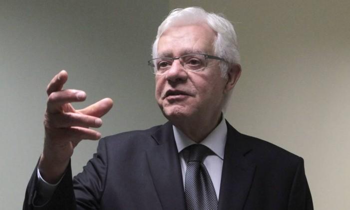 O ex-ministro Moreira Franco Foto: Givaldo Barbosa/29-7-2013