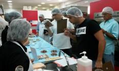 Público poderá participar da degustação ao lado do especialistas Foto: Divulgação