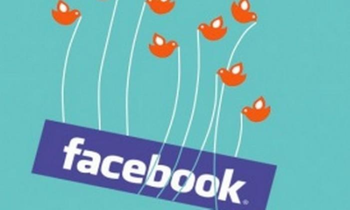 Paródia brinca quando Facebook saiu do ar Foto: Reprodução