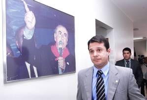 O senador José Antonio Reguffe (PDT-DF) Foto: André Coelho/8-11-2011 / Agência O Globo