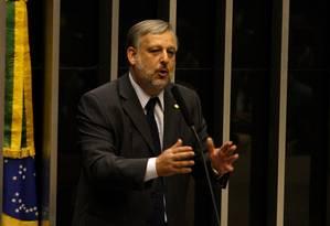 O ministro Ricardo Berzoini Foto: Ailton de Freitas/29-2-2012