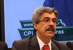 O relator da CPI da Petrobras, Deputado Luiz Sergio (PT-RJ) Foto: Ailton de Freitas / 09-06-2015 / Agência O Globo