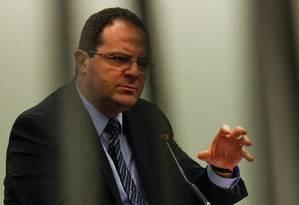 O ministro do Planejamento, Nelson Barbosa Foto: André Coelho / Agência O Globo
