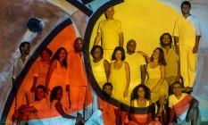 Grupo 'Dá no coro' está no seu segundo disco Foto: Andrea Nestrea