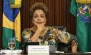 A presidente Dilma Rousseff Foto: André Coelho