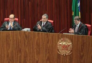Julgamento de ação do PSDB contra Dilma é adiado no TSE Foto: Divulgação