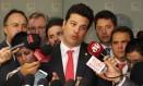 O líder do PMDB na Câmara, Leonardo Picciani Foto: Ailton de Freitas / Agência O Globo