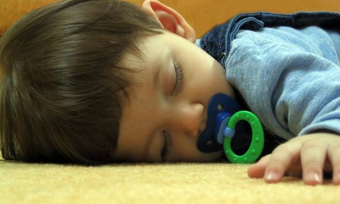 Bebê dormindo Foto: Stock Photos