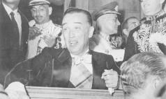 Era JK. No Palácio do Catete, Juscelino Kubitschek toma posse na Presidência da República Foto: 31/01/1956 / Agência O Globo