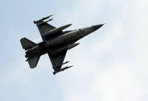 """Rússia afirma que invasão do espaço aéreo foi """"erro de navegação"""" e questão foi solucionada com Ancara Foto: AP"""