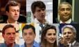 Pré-candidatos à prefeitura do Rio