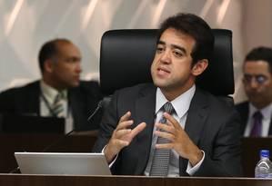 O ministro do TCU Bruno Dantas Foto: Ailton de Freitas/21-01-2015 / Agência O Globo