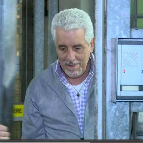 O ex-diretor de marketing do Banco do Brasil Henrique Pizzolato Foto: Reprodução TV Globo/ 28/10/2014