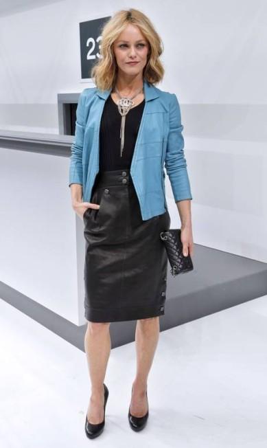 Vanessa Paradis na Chanel FRANCOIS GUILLOT / AFP