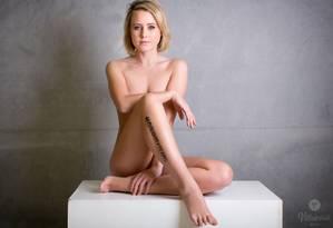 """""""Fotografar ou posar nu para uma foto não me torna uma prostituta"""", diz uma das participantes do vídeo Foto: Divulgação"""