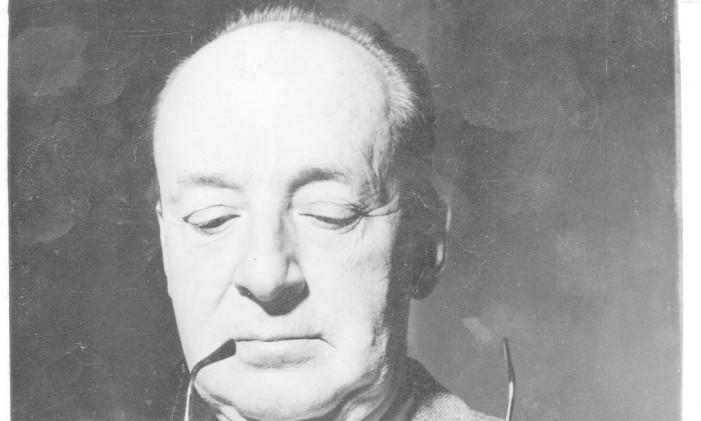 O escritor russo-americano Vladimir Nabokov Foto: Divulgação