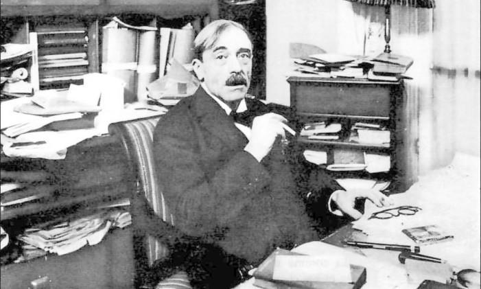 O poeta francês Paul Valéry Foto: Arquivo