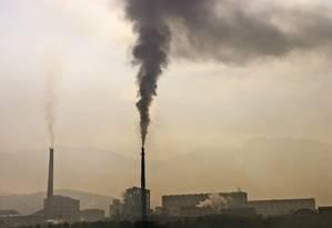 Poluição Foto: Science Photo Library