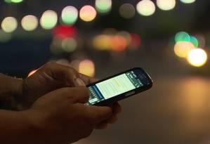 Uso de aparelhos para guardar informações prejudica nossa memória Foto: Divulgação