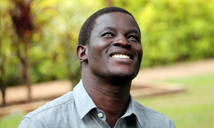 Líder da African Youth Initiative Network, ativista é indicado, aos 33 anos Foto: AP