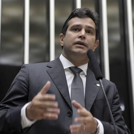 O deputado Maurício Quintella Lessa (PR-AL) Foto: Luiz Alves / Divulgação Câmara dos Deputados / 14-02-2012