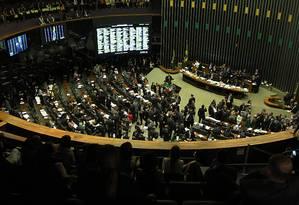 Congresso Nacion Foto: Jorge William/22-09-2015 / Agência O Globo
