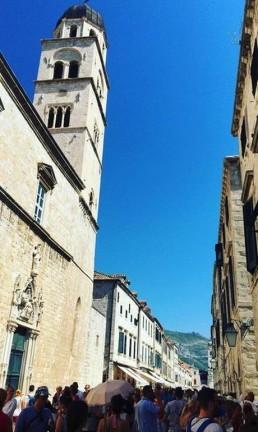 Drubrovnik, Croácia Foto: @laribittencourt / Instagram