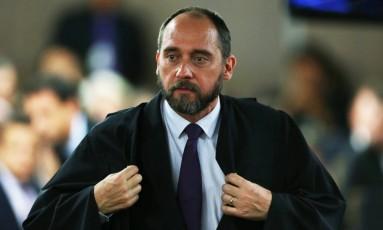 O advogado-geral da União, Luís Inácio Adams 07/10/2015 Foto: Jorge William / Agência O Globo