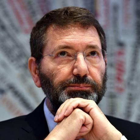 Marino era alvo de duras críticas por sua gestão de obras na cidade Foto: GABRIEL BOUYS / AFP