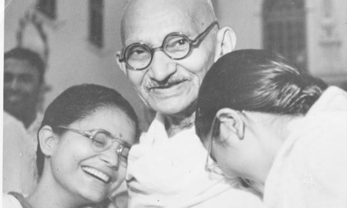 Mundialmente reconhecido como símbolo de resistência pacífica, Gandhi nunca venceu o Prêmio Foto: Agência O Globo