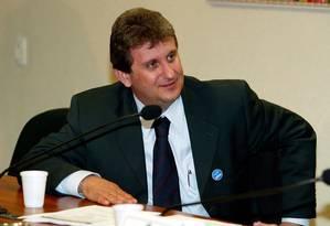 O doleiro Alberto Youssef Foto: Sérgio Lima / 18-10-2005 / Agência O Globo