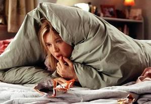 Cena do filme 'O diário de Bridget Jones' Foto: Reprodução