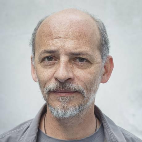 Retrato do autor e ator Lourenço Mutarelli Foto: Renato Parada / Divulgação