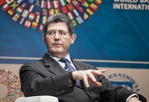 Joaquim Levy, ministro da Fazenda Foto: Guillermo Gutierrez / Bloomberg News