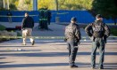 Segurança da Northern Arizona University interdita local onde ocorreu tiroteio Foto: Michael Schennum / The Arizona Republic via AP