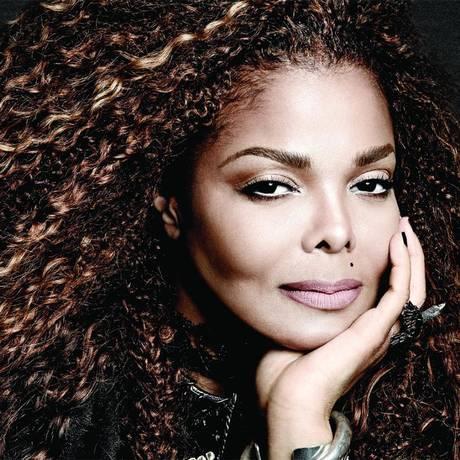Caçula da família Jackson, Janet lembra Michael e celebra o ídolo Sly Stone no disco produzido por Jam & Lewis Foto: Divulgação