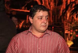 O empresário Fábio Luís, filho do ex-presidente Lula Foto: Greg Salibian / GREg salibian/folhapress/31-05-2010