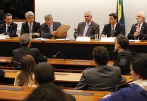 PSOL e Rede pedem afastamento de Cunha no Conselho de Ética da Câmara Foto: Ailton de Freitas / Agência O Globo