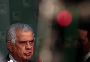 O presidente do Conselho de Ética da Câmara, deputado José Carlos Araújo (PSD-BA) Foto: Givaldo Barbosa / Agência O Globo