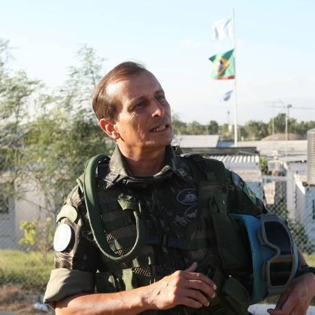Ajax Porto Pinheiro vai substituir o general José Luiz Jaborandy Júnior, morto no fim de agosto de causas naturais Foto: Ailton de Freitas / Agência O Globo