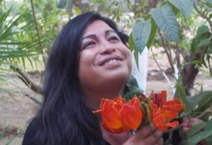 A militante Diana Sacayan foi assassinada esta semana Foto: Reprodução/Facebook