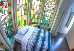 Hostel na Vila Mariana é uma das novas opções de hospedagem em SP Foto: Divulgação