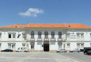 O campus do Instituto Politécnico de Portalegre (IPP), em Portugal Foto: Reprodução/Facebook
