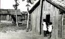 Educação. No início dos anos 70, escola do Movimento Brasileiro de Alfabetização (Mobral) na Zona Rural do Rio Foto: 06/09/1971 / Agência O Globo