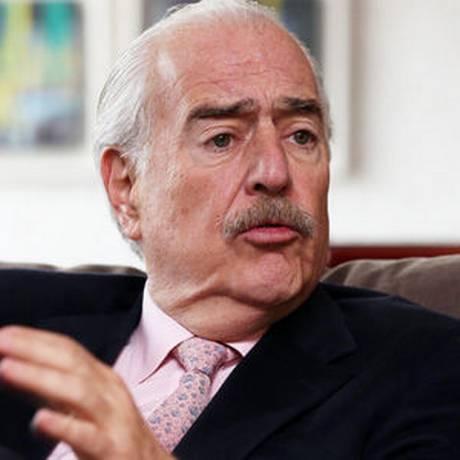 Pastrana criticou concessões às Farc Foto: Mauricio Moreno / El Tiempo/GDA