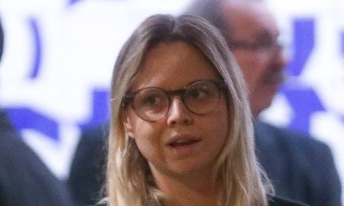 Danielle Cunha gastou quase US$ 14 mil em compras. Foto: André Coelho | Agência O Globo