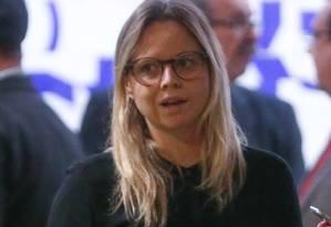 Danielle Cunha gastou quase US$ 14 mil em compras. Foto: André Coelho   Agência O Globo